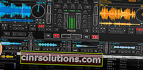 mixxx-dj-software